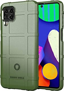 RanTuo Case for Realme V13 5G, Anti-Scratch, Soft Silicone, Shockproof, Cover for Realme V13 5G.(Green)