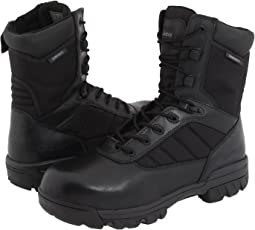 "Bates Footwear 8"" Tactical Sport Composite Toe Side Zip"