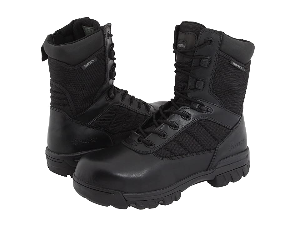 Bates Footwear - Bates Footwear 8 Tactical Sport Composite Toe Side Zip