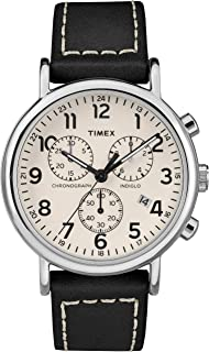 Timex Men's Weekender Chronograph 40mm Watch TW2R42800