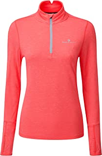 Ronhill Womens Tech Thermal l/S Zip Tee