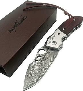 Pocket Knife Cote D'Ivoire Sandalwood 6.22