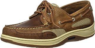 Sebago Docksides Portland W, Women's 7000530 Boat Shoes Blue Navy 8 UK Femme