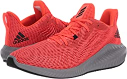 Solar Red/Core Black/Grey Three