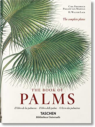 von Martius. El libro de las palmeras