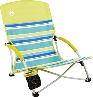 coleman low chair
