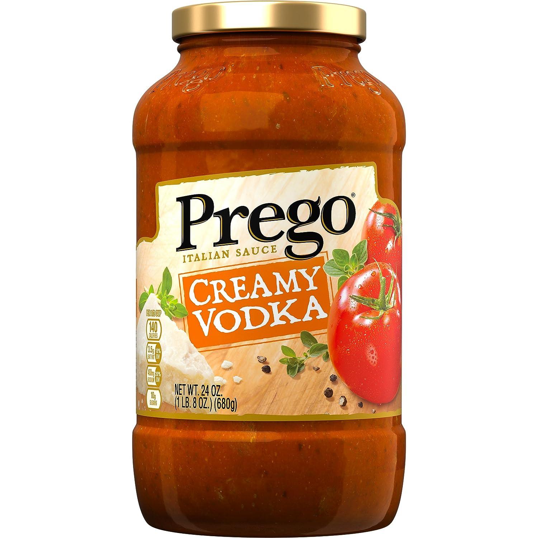 Prego Ranking TOP4 Pasta Sauce Creamy Tomato Ounce 1 year warranty Vodka Jar 24