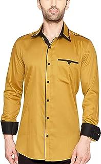 True United Men's Cotton Full Sleeve Casual Shirt