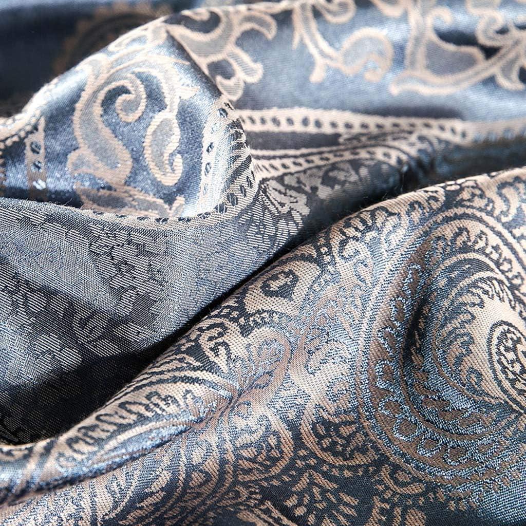 Paquet De 2 Coussins De Satin, Décoration De La Maison Européenne Oreiller Carré Jacquard Rempli De Coton PP Pour Chaise Canapé-lit 60X60cm (Couleur : Violet) Gray