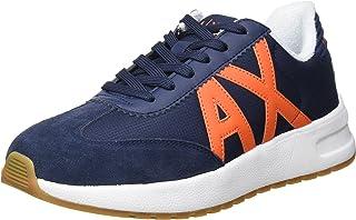 Armani Exchange Herren Dusseldorf Volume Sole Running Sneaker