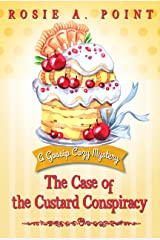 The Case of the Custard Conspiracy (A Gossip Cozy Mystery Book 3) Kindle Edition
