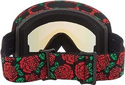 Rosa Brose/Red Chrome