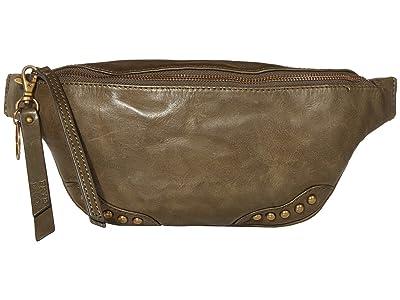 FRYE AND CO. Odessa Belt Bag (Forest) Cross Body Handbags