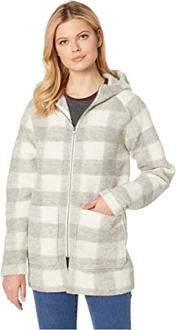 Chilly Days Hooded Jacket