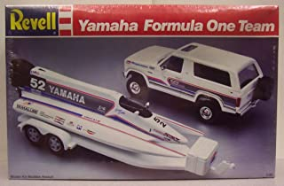 Revell #7241 - Yamaha Formula One Team - Ford Bronco, Trailer, and Boat