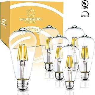 vintage light bulbs soft white