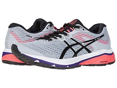 ASICS GT-1000 8 (Piedmont Grey/Black) Women