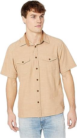 Short Sleeve Addison Chambray Shirt