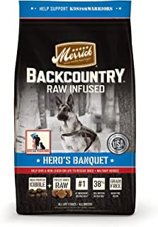 Merrick Backcountry Grain HeroS Banquet