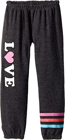 Chaser Kids - Soft Love Knit Love Sweatpants (Toddler/Little Kids)