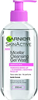 Garnier Micellar Cleansing Gel Wash 200ml