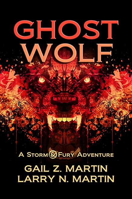 Ghost Wolf (A Storm & Fury Adventure) (English Edition)