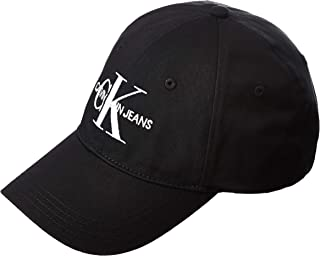 Calvin Klein Men's J MONOGRAM CAP WITH EMBROIDERY Cap