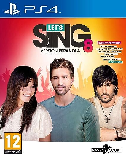 Lets Sing 8 - Versión Española