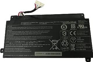 SUNNEAR  PA5208U-1BRS  Loptop Battery for Toshiba Chromebook CB35 CB30 CB35-B3330 CB35-B3340 CB35-C3300 CB35-C3350 CB30-B3123 Satellite E45W P55W E45w-C4200x P55w-c5204 P55w-c5208 - 12 Months Warranty