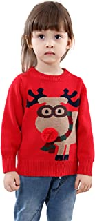 Best toddler reindeer jumper Reviews