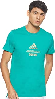 adidas Mens WWIDE BB TEE T-Shirt