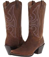 Ariat - Round Up D Toe
