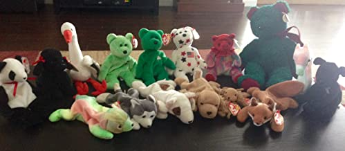 Ty Beanie Baby 14 Animal Collection +1 Beanie Buddies and +1 Teenie Beanie Babies