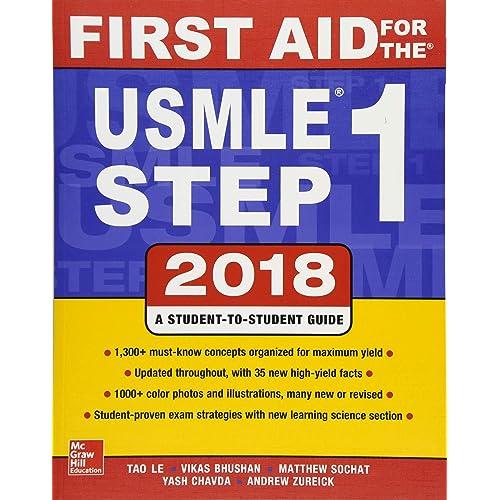 07c1586cba2e First Aid for the USMLE Step 1 2018