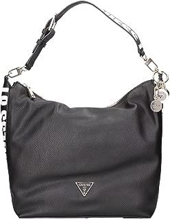 Borsa donna guess mod Narita hobo ecopelle colore nero BS20GU123 Dimensioni borsa Media