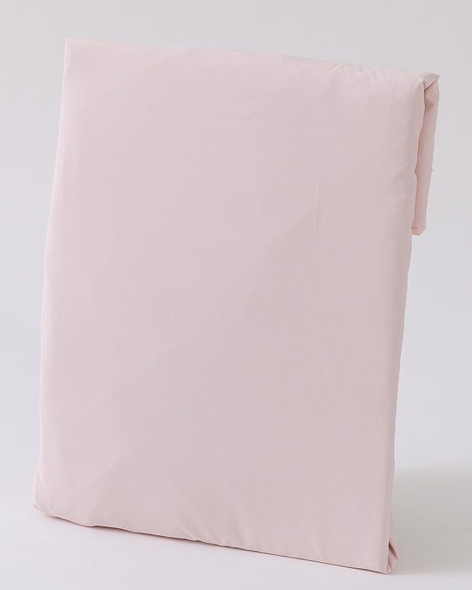 バリア唯一フォーマットTEIJIN ボックスシーツ ダニ通過率0% シングル ピンク 45800101