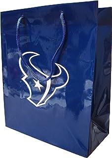 PRO SPECIALTIES GROUP INC PSG Foil Gift Bag, NFL Houston Texans