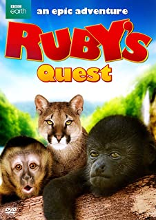 Ruby's Quest (BBY/DVD)