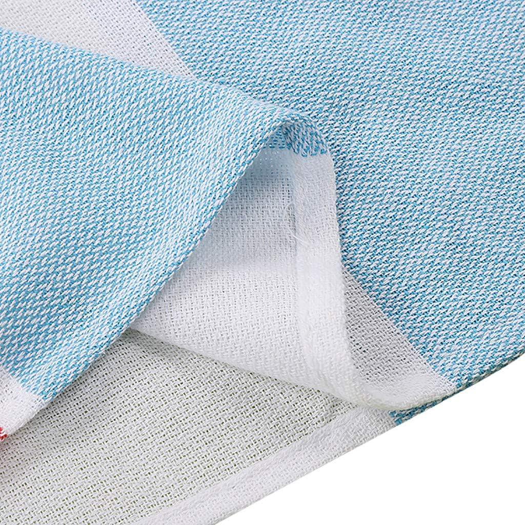 A Drap de Plage Grande Taille Serviette de Plage Femme Rectangulaire en Coton Doux Robe Plage Femme Pareo Femme XLGX Serviette de Plage Femme Longue 100X180CM//39.37X70.86