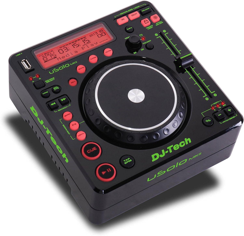 New Free Shipping DJTECH USOLOMKII Digital online shopping Turntable DJ