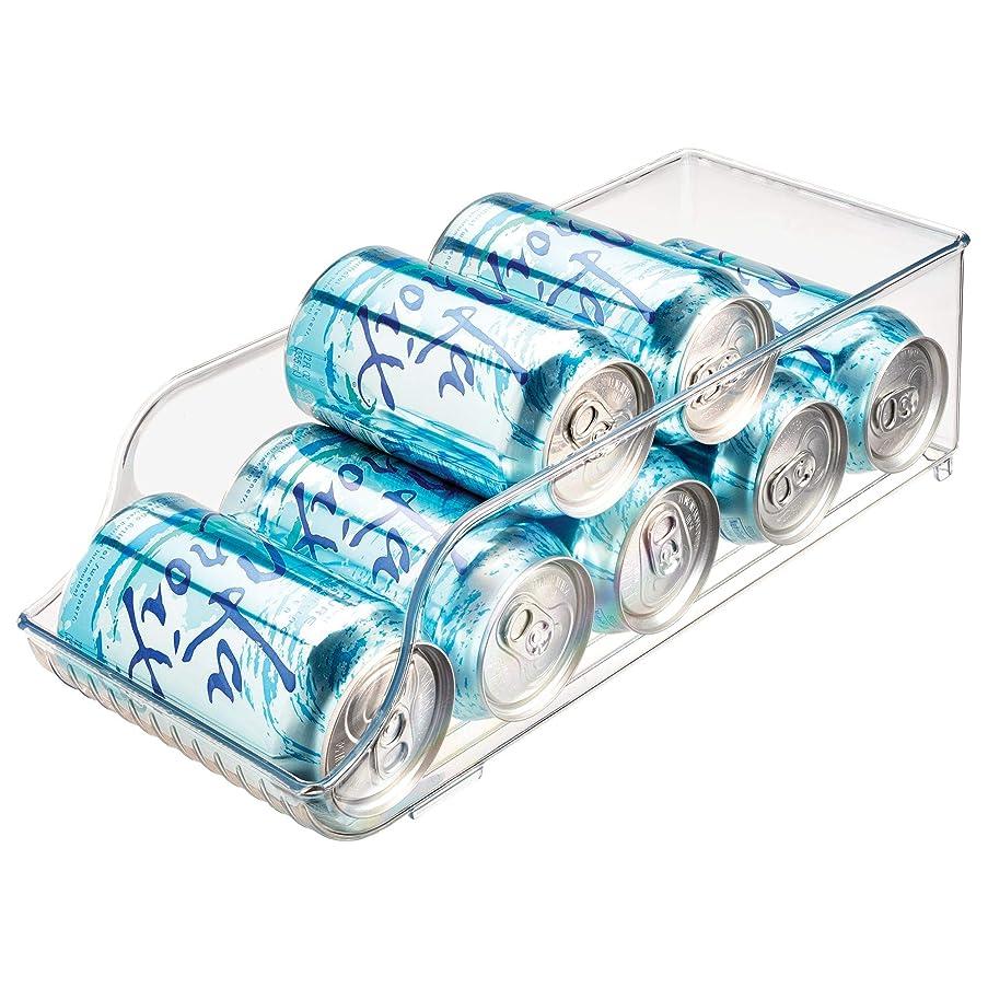 ブラウザ着実に割り当てますInterDesign 冷蔵庫 缶ジュース ホルダー 小物 収納 オーガナイザー Fridge Binz 70930EJ
