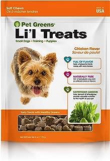 Pet Greens Soft-Chew Dog Li'l Treats