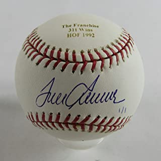 Tom Seaver Signed Auto Autograph Rawlings Baseball Steiner Sports