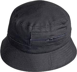 incl Hutfibel FI-40108-W16-HE0 EveryHead Fiebig Cappello da Foresta Maschile Berretto Forestale Lavoro Caccia Militare con Visiera Coppola Sci A Tinta Unita per Uomini
