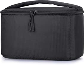 S-ZONE Water Resistant Camera Insert Bag with Sleeve Camera Case
