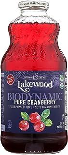 Lakewood, Juice Cranberry Pure Demeter Biodynamic Organic, 32 Fl Oz