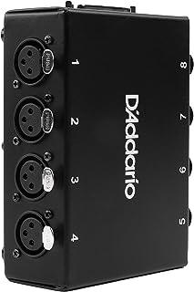 D'Addario Accessories Modular Snake System Stage Box (PW-XLRSB-01)