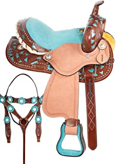 Best turquoise horse bridle Reviews