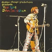 Cheapo-Cheapo Productions Presents Real Live John Sebastian