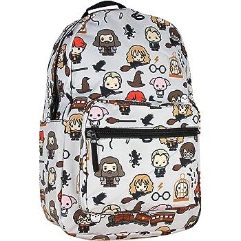 Harry Potter Helga Hufflepuff Backpack Canvas Bookbag School Bag Travel Bag